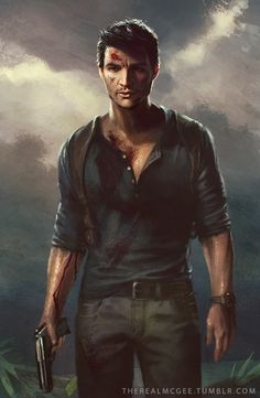 My friend pointed out that Uncharted 4 Nathan Drake looks like Pedro Pascal and now I have a great need