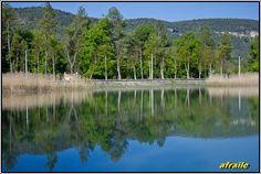 Uña (Cuenca). Laguna de Uña.