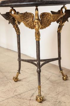 Maitland Smith Hand Carved Corsair Pool Table Leg Detail. | Maitland Smith  | Pinterest | Tables, Pools And Legs
