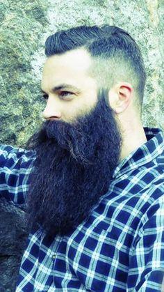 Big Beard, Beard Man, Full Beard, Beard Love, Beard And Mustache Styles, Beard Styles For Men, Beard No Mustache, Hair And Beard Styles, Hipster Beards