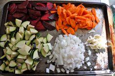 Sautéed Vegetables w