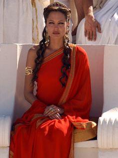Angelina Jolie in Alexander (2004)