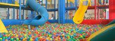 Chiquipark para adultos en Madrid para volver a sentirse niño