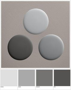 PAINT :: FLINT PAINT COLLECTIONS (grays) :: $4.95 - $39 | Restoration Hardware :: Pumice, Gravel, Charcoal & Flint :: The choice of professionals, our exclusive low VOC paints meet or exceed the most stringent rules in the U.S. Available in 4 oz. samples or gallons.