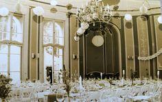 Hochzeit im Schloss von Marquardt