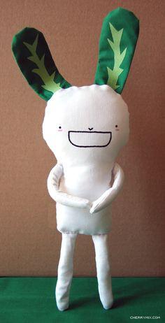 rabbit or veggie