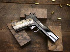 Cabot Guns custom 1911.