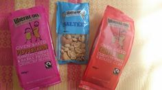 Renna's Discoveries: Liberation Fairtrade Nuts
