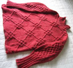 Ravelry: Project Gallery for Hermod pattern by Elsebeth Lavold