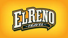 El Reno Travel Logo
