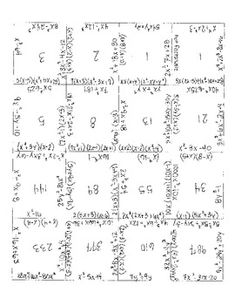 1000+ images about Math- Quadratic Functions on Pinterest | Quadratic ...