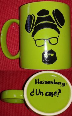 Taza Breaking Bad, Heisenberg