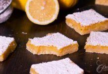 Recept na osviežujúce citrónové rezy, ktoré si zamilujete!