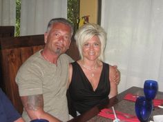 "long island medium | Larry Caputo and Theresa Caputo of ""Long Island Medium"""
