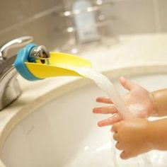 Faucet Extender. How cool!