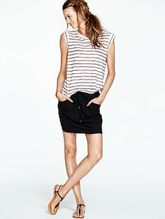 Easy Mixers - Spring Clothes Pairing at Victoria's Secret