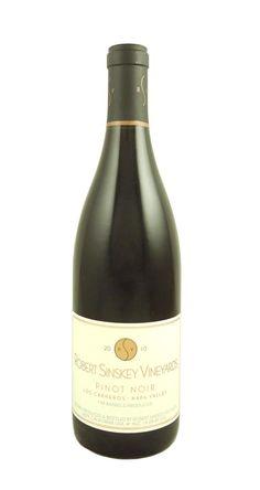 Robert Sinskey Pinot Noir | AstorWines.com