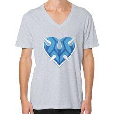 JfamLove V-Neck (on man) Shirt