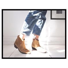 443108ac30 The popular Fiona suede boots are finally back! Find them online  anoncph.com #