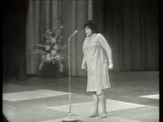 Trude Herr - Ich will keine Schokolade 1965
