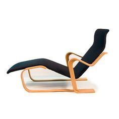 Chaise longue of Marcel Breuer - design Breuer - Archistardesign