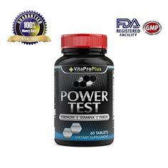 Power Tests 1 Testosterone Booster Pure Maca Tongkat Ali LArginine Tribulus terrestris Energy Size Strength and Stamina 100 Money Back Guarantee >>> You can get more details by clicking on the image. (This is an affiliate link)