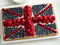 Ultimate Royal Wedding dessert: Brought to to a Royal Wedding watching party - it was a hit!