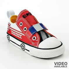 Girls Toddler All Star Converse Lo C7 in SG6 Hertfordshire