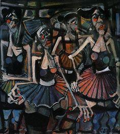 George Dunne People Talk, Artist, Painting, Artists, Painting Art, Paintings, Painted Canvas, Drawings