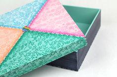 Como fazer caixas em MDF decoradas passo a passo | Revista Artesanato