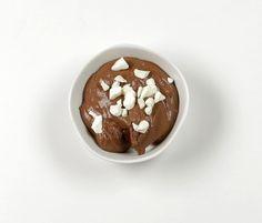 Mousse de chocolate con Yogurt Crunch Ingredíssimo #Postre #Receta