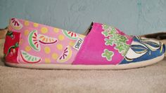 Lilly toms!