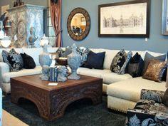 Beautiful Sectional... from Design House Furniture!