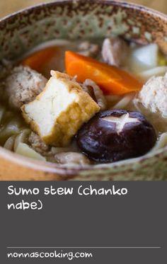 Sumo Stew Chanko Nabe