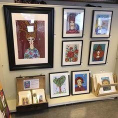 Gallery Wall, My Arts, Frame, Design, Home Decor, Homemade Home Decor, Interior Design, Frames