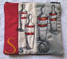 S for Skittles purse, March 2010 by Tara Badcock, via Flickr