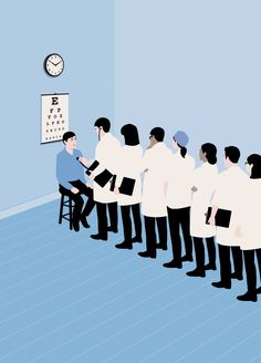 May 11, 2015 -- Six years after exposing some of the highest per-capita Medicare costs in the U.S., Atul Gawande returns to McAllen, Texas, to see how patients and doctors are faring–and discovers a lesson for us all: http://nyr.kr/1E8t9cR (Illustration by Anna Parini)