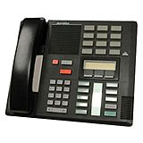 How To Change The Time On The Nortel M7310 Phone