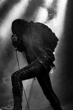 Nargaroth - Dark Matter Gigant Apeldoorn Holland 2016 - Photo by Van de Baan Concertphotography