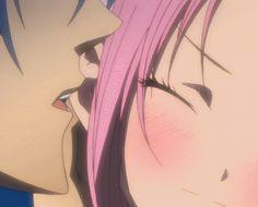 Ikuto and Amu Shugo Chara