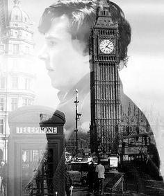 Sherlock BBC #sherlock....can't wait for the next series....who needs Downton!