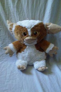 """Gremlins 16"""" Tall Gizmo Plush Stuffed Animal Toy Factory  #ToyFactory #GremlinsMovie #GizmoPlushToy"""