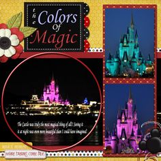 The Colors of Magic - Scrapbook.com