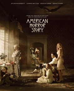 American Horror Story- my favorite new show this year. Obsessed!