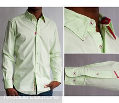 Robert Graham.  Nicely detailed shirts.