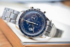 Hands-On - Omega Speedmaster Apollo 17 45th Anniversary 'Tribute to Gene Cernan'