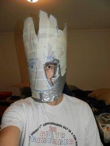 Groot Costume WIP
