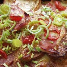 Bundáskenyér – másként  Recept képpel -   Mindmegette.hu - Receptek Hungarian Recipes, Hungarian Food, Kitchen Hacks, Cooking Recipes, Beef, Meat, Hungarian Cuisine, Chef Recipes