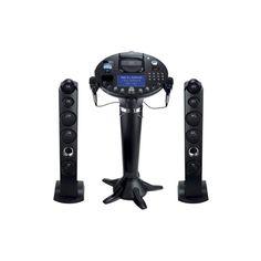 Singing Machine 7-Inch Color TFT Display CDG Karaoke Player