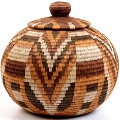 Some of the highest quality Fair Trade African baskets woven today spring from…
